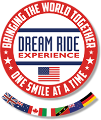 The Dream Ride Experience.  Worldwide - One Cause